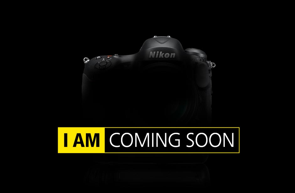 Nikon announces the new Nikon D4S