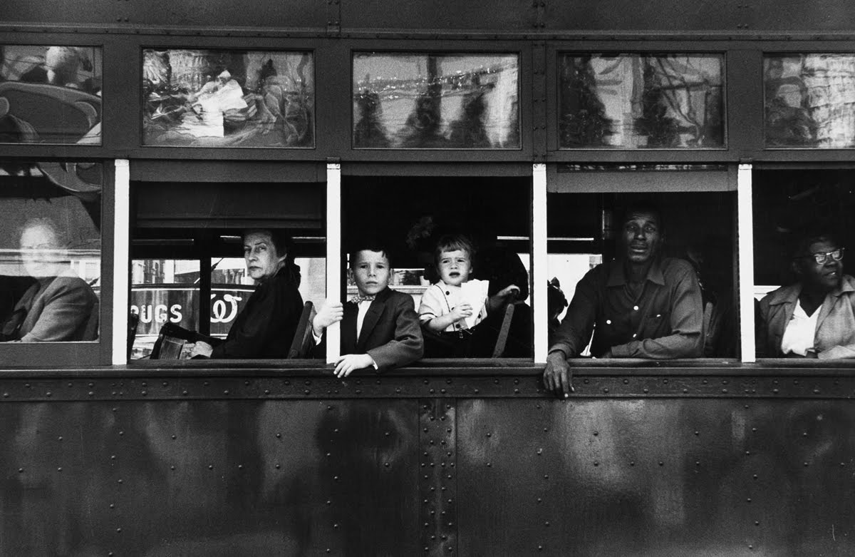 Inside Photographer Robert Frank's The Americans