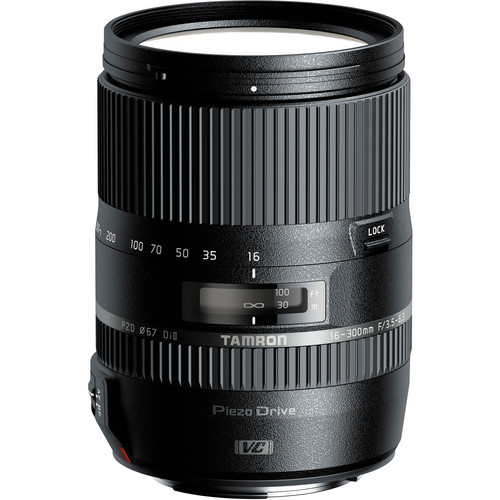 NEW Release: Tamron 16-300mm