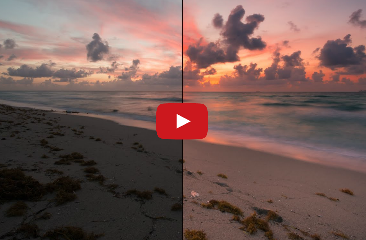 How to create dramatic photos in Lightroom using adjustment brushes
