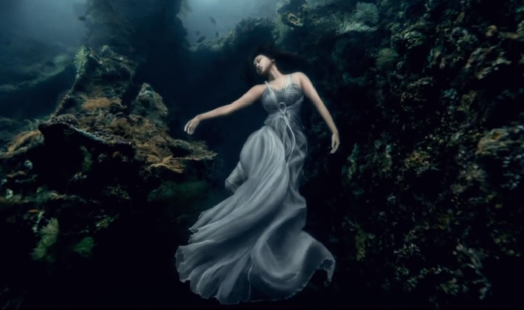 Epic underwater photoshoot -How it all came together by Von Wong
