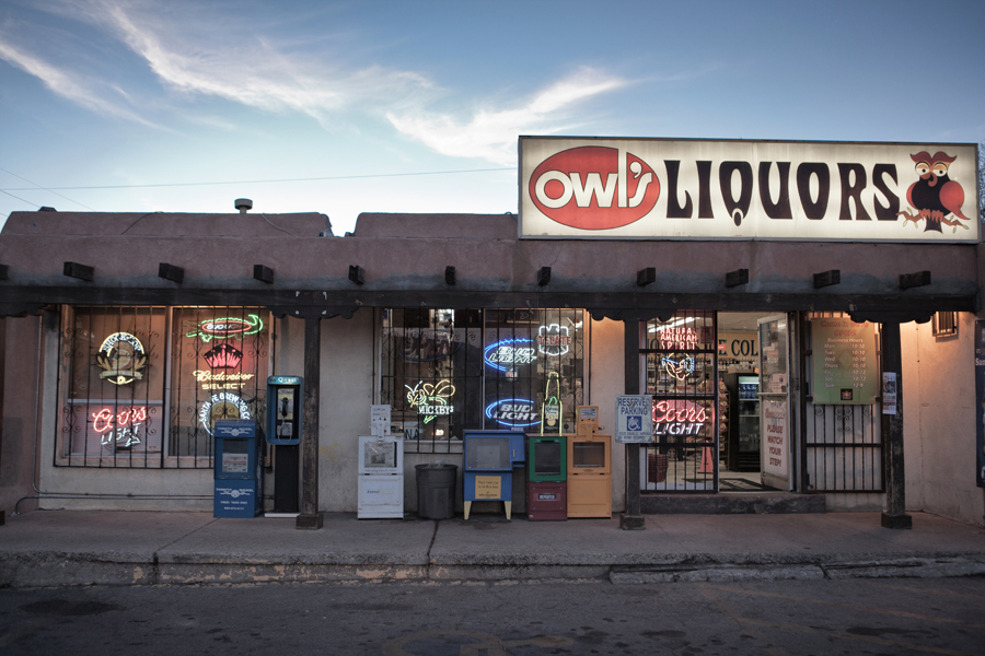 The Liquor Store Series by Marc Gruninger