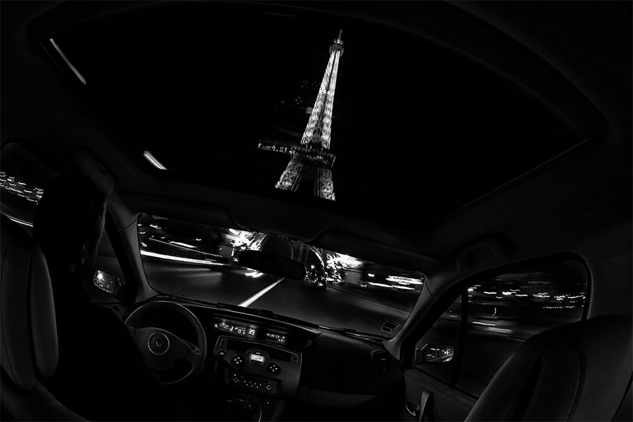 Eiffel Tower by Bruce Thionville