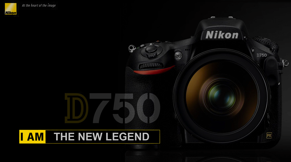 Nikon D750 Now Available