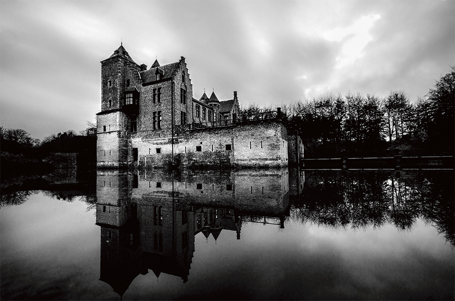 Photo series Bruges Ommeland by Bart Dumont