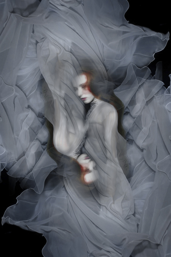 Surrealist works by Gabriele Viertel