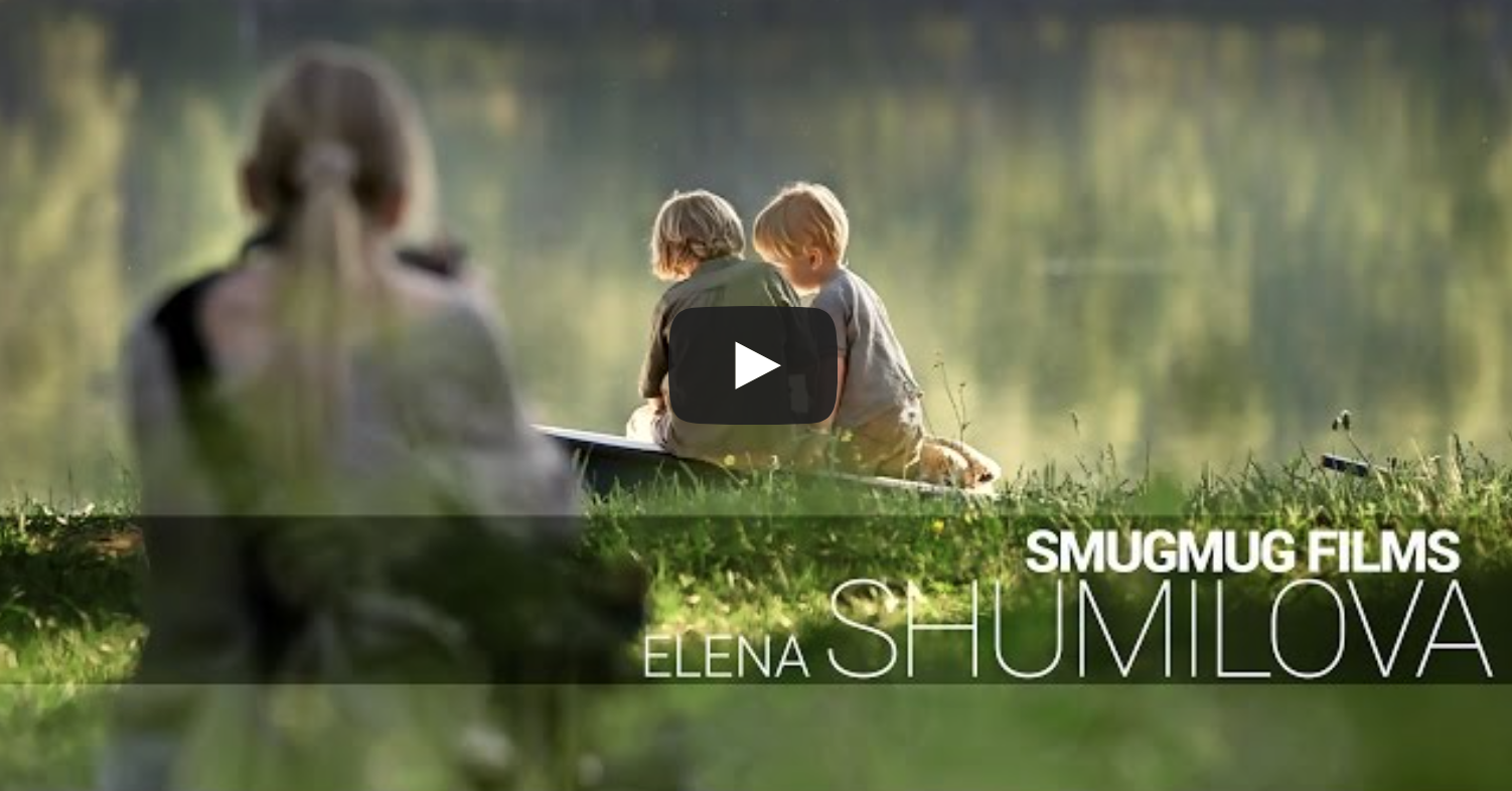 Mom Captures Childhood of Her Sons – Elena Shumilova