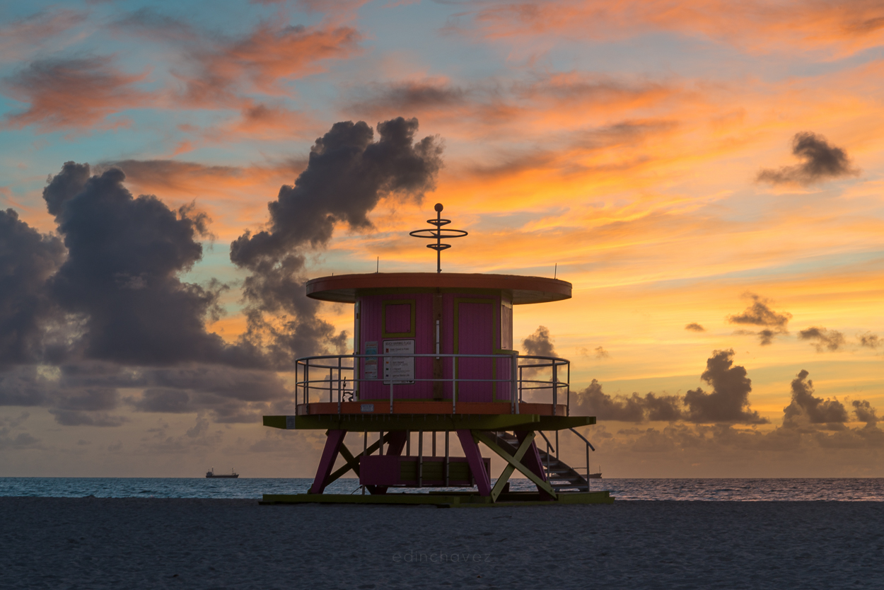 How to shoot and edit a sunrise (video)