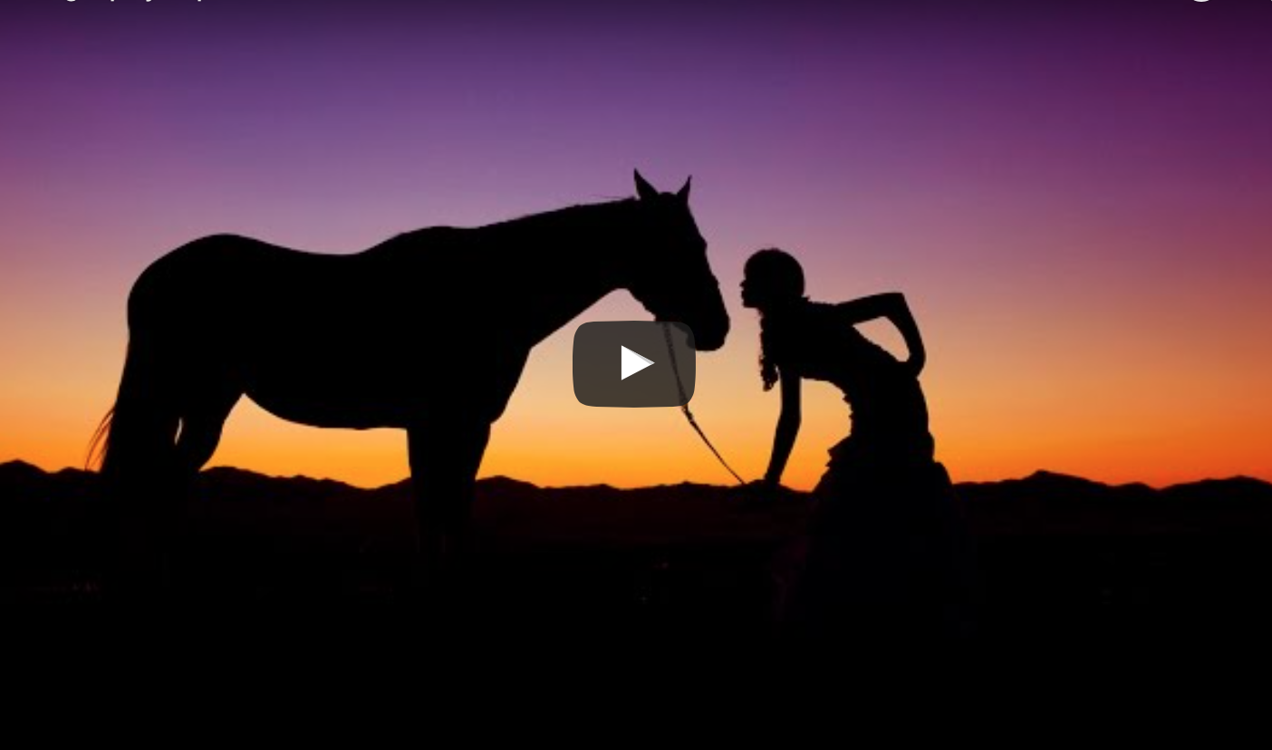 How to photograph awesome silhouettes (video)