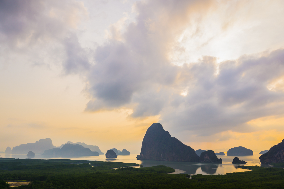 Samed Nang Chee View Point – Phang Nga