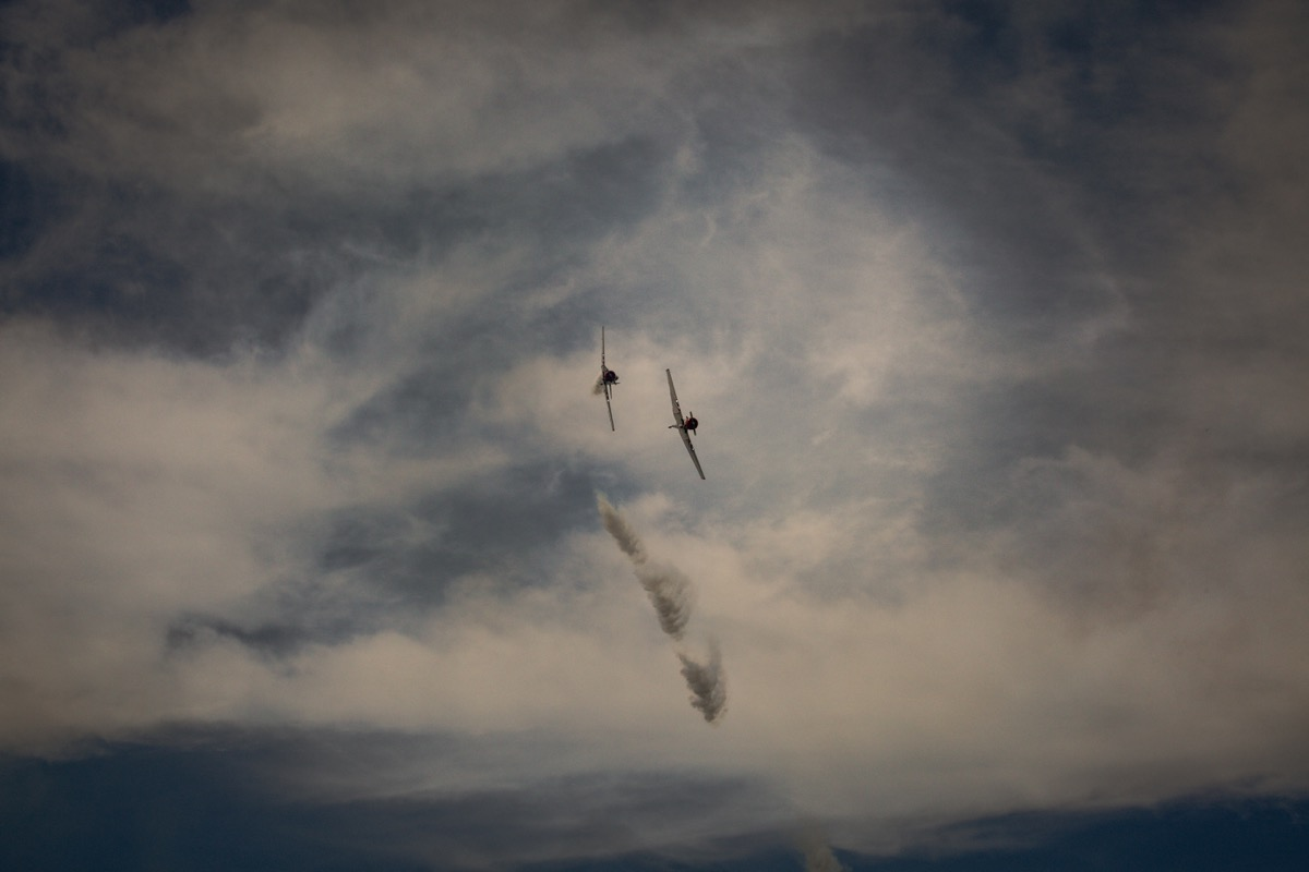 Photo tip of the Day.. Go to an air show, bring a camera..