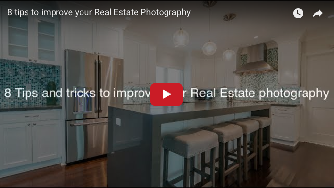 8 Tips to improve your Real Estate Photography
