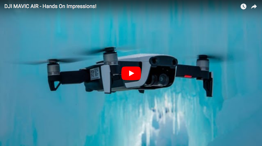 Mavic Air Review 5 videos you have to watch