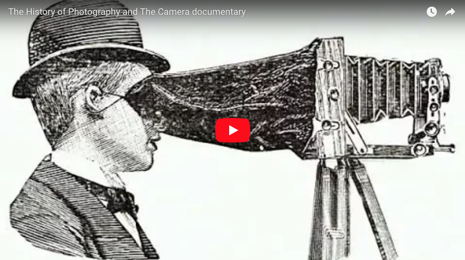 The history of photography and the camera the documentary