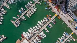 mavic air sample photos of boats