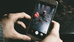 how to take photos with a smartphone