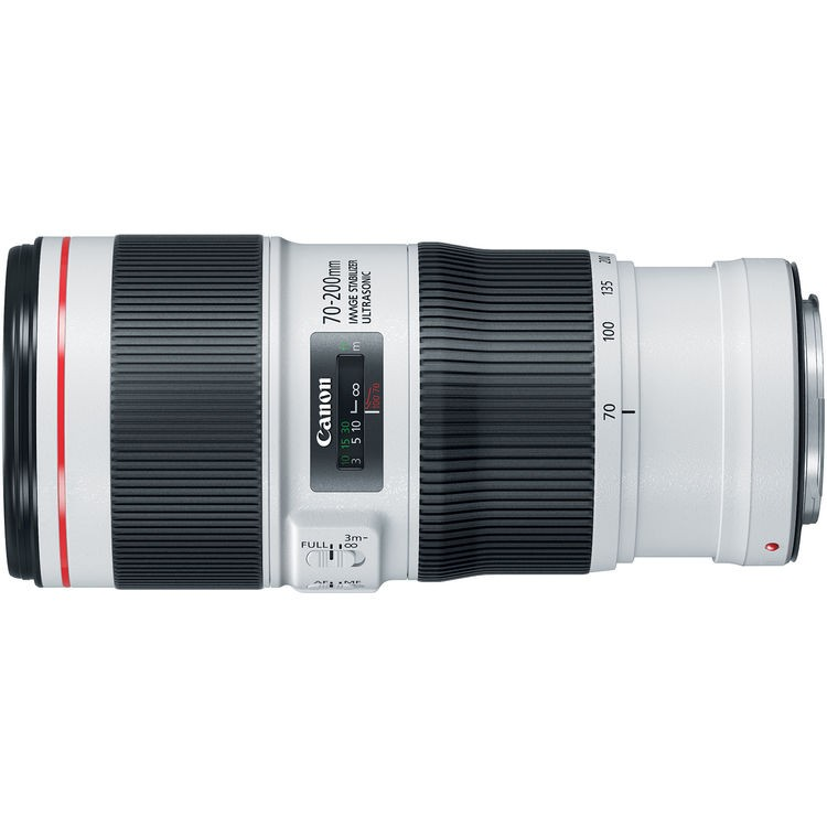 Canon EF 70-200mm f/4 L IS II USM Lens