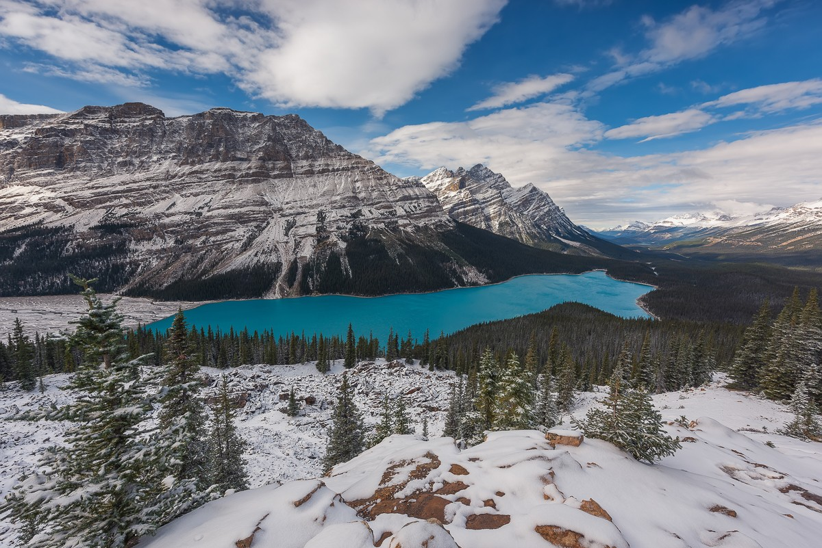 The Canadian Rockies Photography Workshop