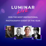 The future of photography Luminar Live Event